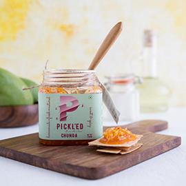 Mango Chunda Pickle