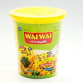 Wai Wai 1-2-3 Noodles