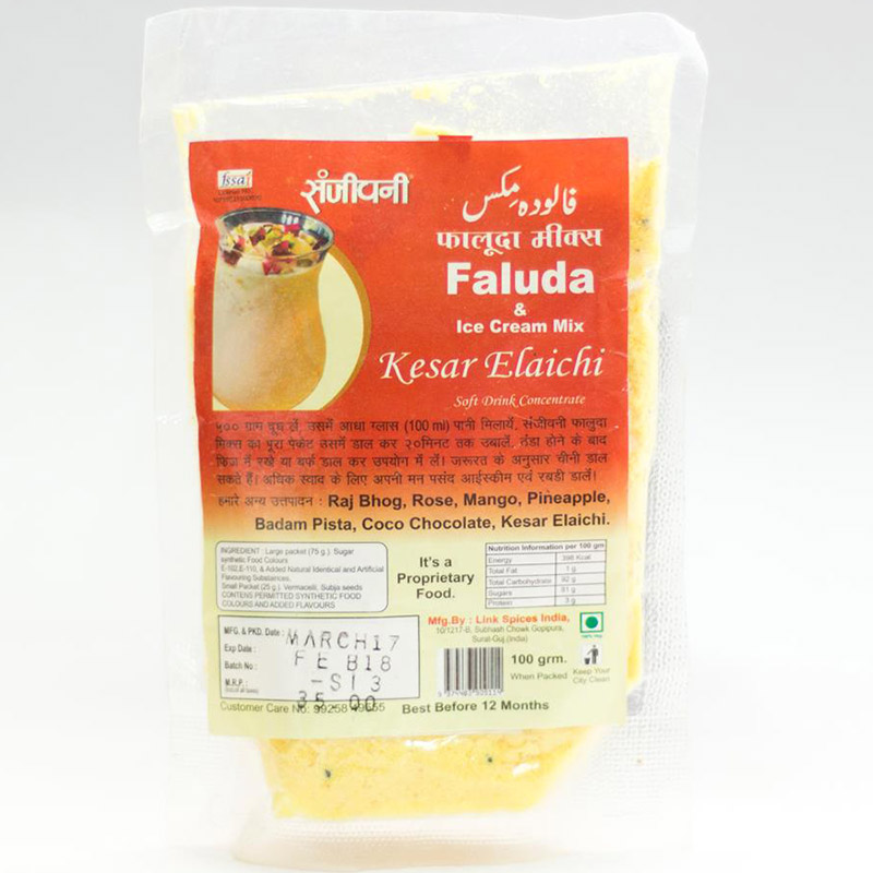 Kesar Elaichi Faluda Mix