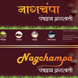 Nagchampa Agarbatti