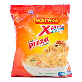Pizza Flavour Noodles